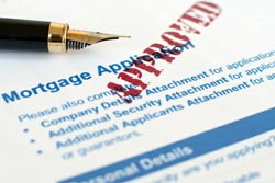 Mortgage approval or prequalification