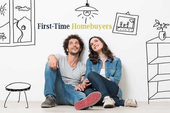 first tome homebuyers