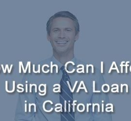 VA home loans California